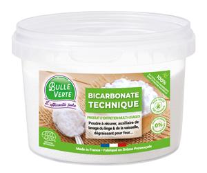 Bicarbonate de soude écologique par Bulle Verte